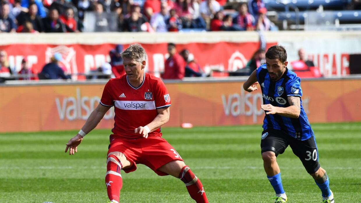 Chicago Fire vs Montreal Impact