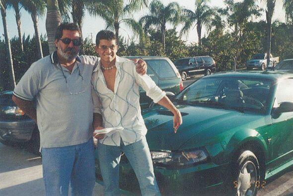 El productor Juan Osorio le dio la oportunidad de trabajar en Televisa.