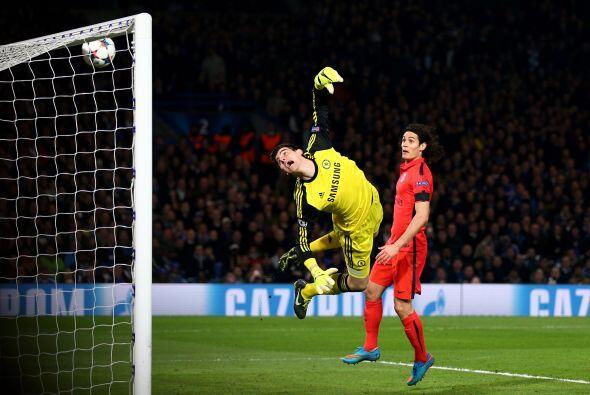 El mismo Thiago Silva lavaría su error al meter el gol del empate y al f...