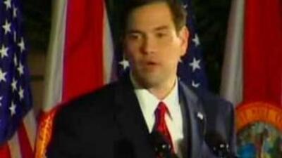 Marco Rubió será el próximo Senador de la Florida ante el Congreso de EE...