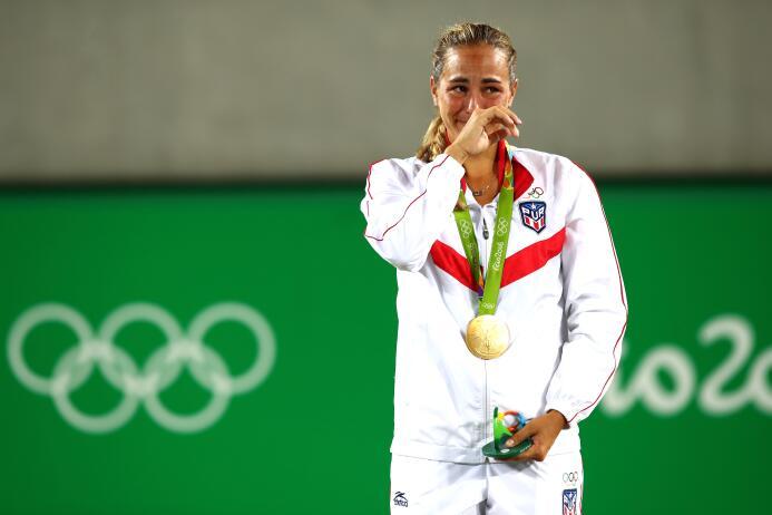 A sus 22 años hizo su debut olímpico y ganó la primera medalla de oro pa...
