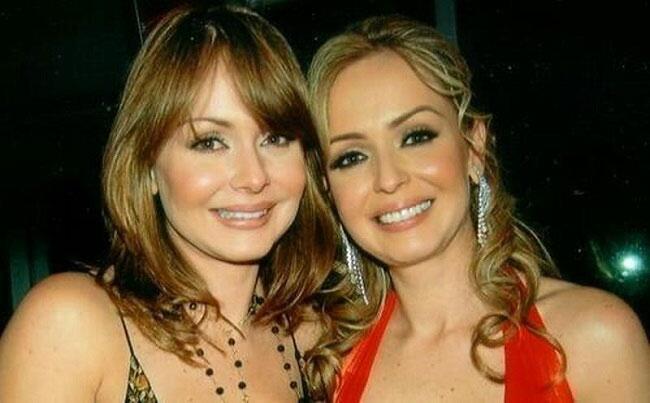 Gabriela y Daniela Spanic Gemelas