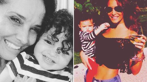 Lorena y Mayra Rojas