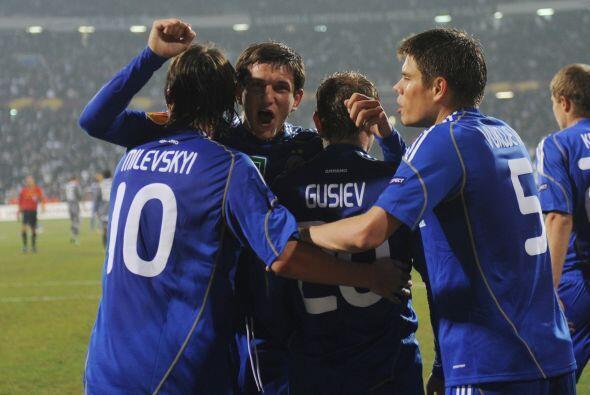 El Dínamo venció, y como visitante, al Besiktas por 4-1. Será muy compli...