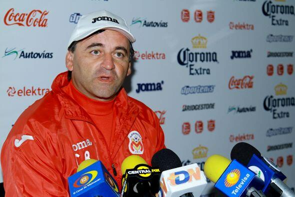 """-Carlos Bustos: """"Nosotros vemos muy pareja la serie ante León, con mucha..."""