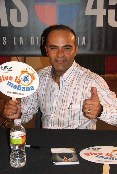 Es así como talento de Univision 45 estuvo presente en el lugar.