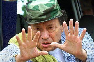 """El fallecido fundador y jefe máximo de la guerrilla de las FARC, """"Manuel..."""