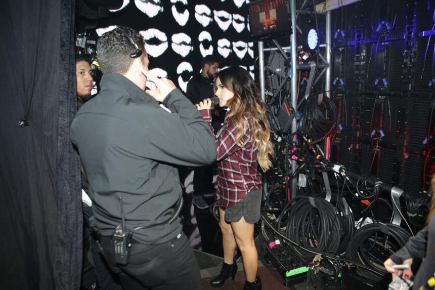 Sé parte del Backstage de tu programa favorito disfrutando del cuarto sh...