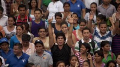 """""""Hay muchas comunidades, los mexicanos son diferentes de los cubanos y d..."""