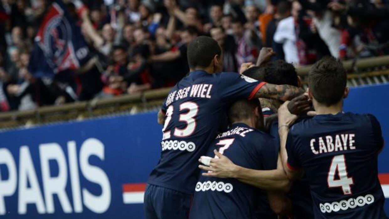 El Paris Saint Germain está a tres puntos de hilar títulos.