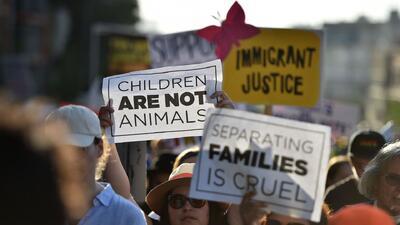¿Cumplirá el gobierno de Trump con la reunificación de los niños de 5 años y sus familias?