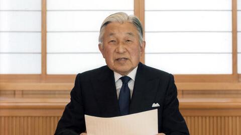 Akihito será el primer emperador japonés en abdicar en 200 años.