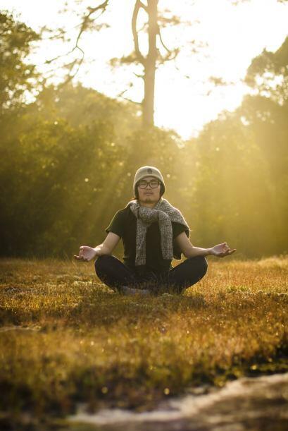 La meditación es una herramienta muy importante. Esto ayuda a conectar c...