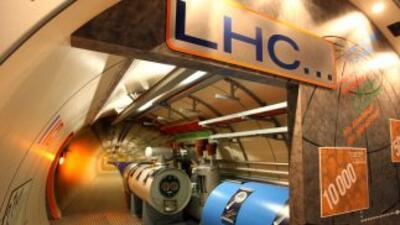 Gran Colisionador de Hadrones.