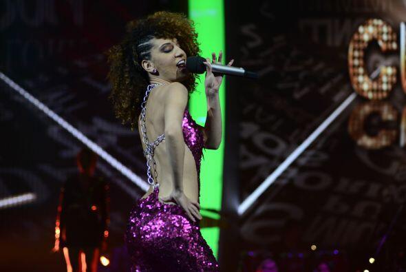"""Los tres cantaron el mismo tema, """"Mientes"""", de Camila."""