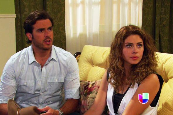 Valeria no le había comentado nada a Cristóbal para evitar problemas en...