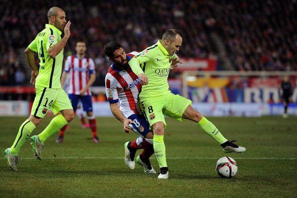 El triunfo parcial para el Barcelona (4-2 global) era suficiente para co...