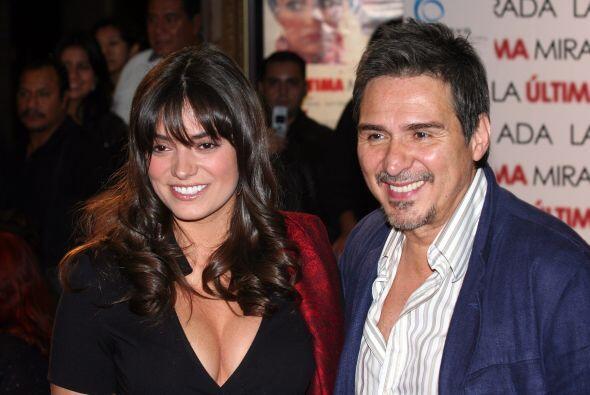 La actriz se retiró de los melodramas en el 2007 cuando se casó, actualm...