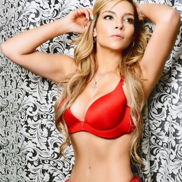 La prensa rosa ha informado que la bella colombiana sería la nuev...