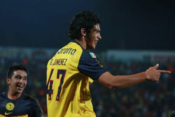 Cabe destacar que Jiménez comenzó usando el número 47 en su playera, alg...