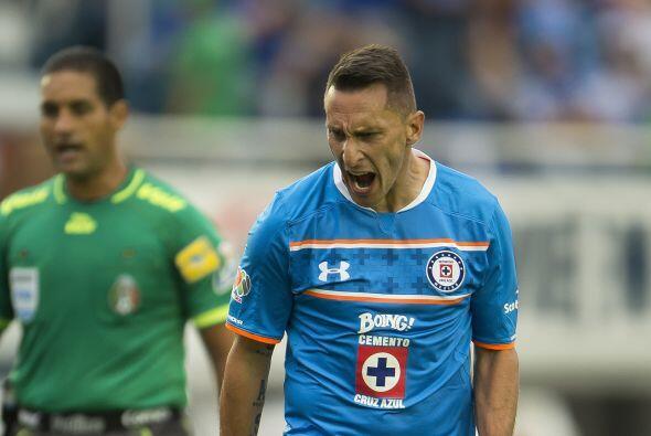 Pese a ser intermitente en el ataque de la Máquina, Matías Vuoso es el h...