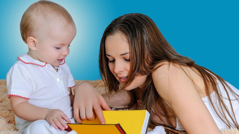 Libros para la familia durante el embarazo