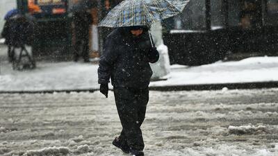 Advierten sobre el peligro de las bajas temperaturas que se registran en Nueva York