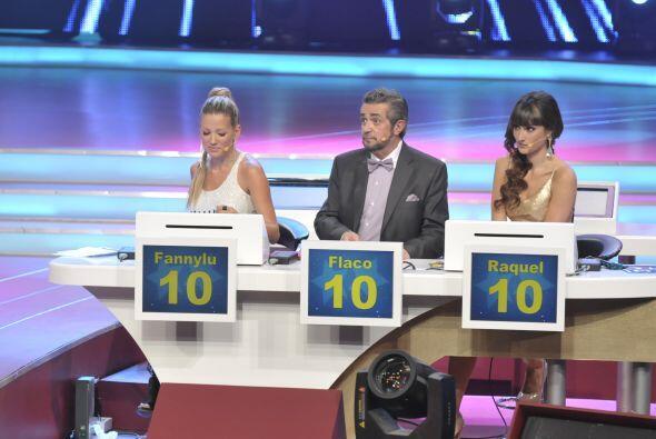 Los jueces confirmaron el potencial de su hermosa voz poniéndole 10.
