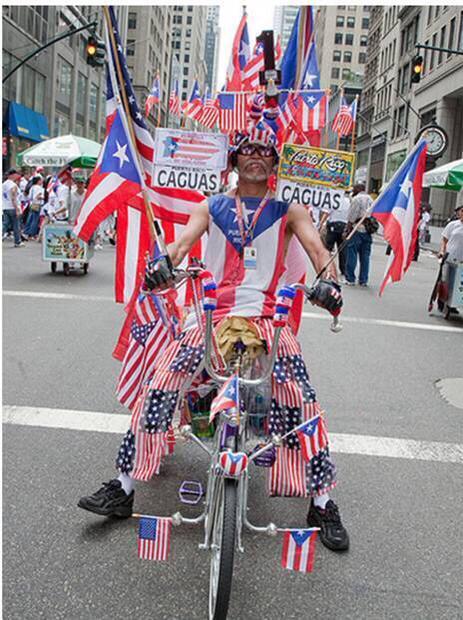 Desfile Nacional Puertorriqueño en NY