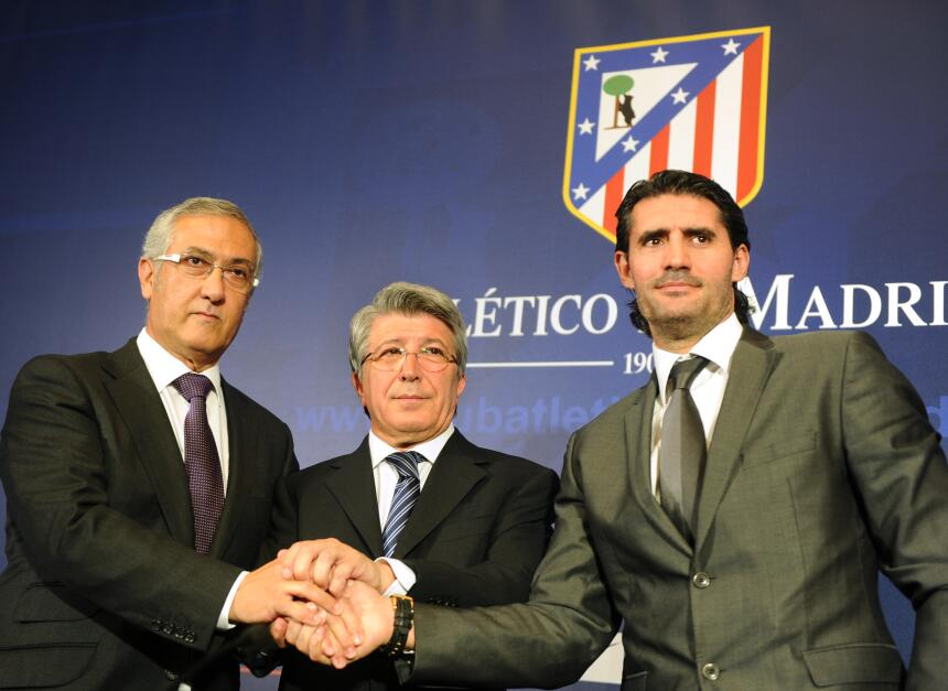 En España también se presentó un caso cuando José Luis Pérez Caminero, e...