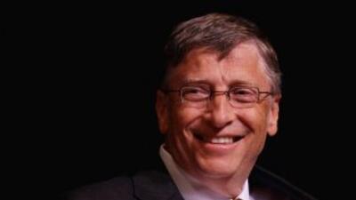 Bill Gates prometió, a través de su fundación, hacer una fuerte donación...