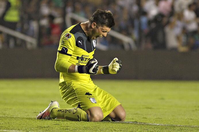 Ahora han emergido figuras como Tiago Volpi con Querétaro, Nahuel Guzmán...