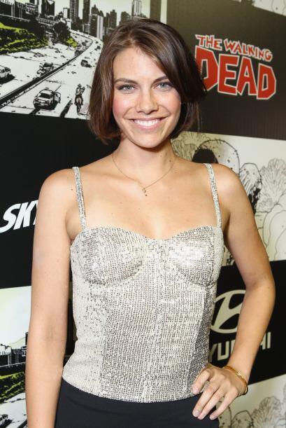 """En 2007, apareció en el programa """"Supernatural"""" como Be..."""