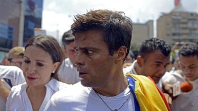 Leopoldo López seguirá tras las rejas