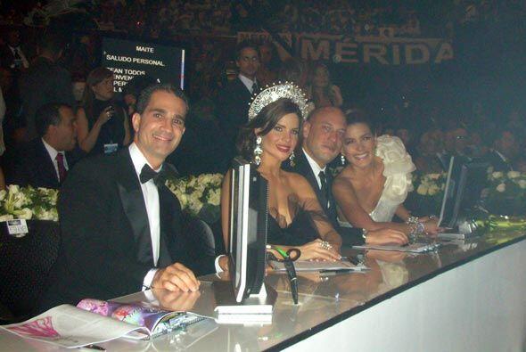 Greydis Gil, Nuestra Belleza Latina 2009 ha gozado de su reinado al máximo.