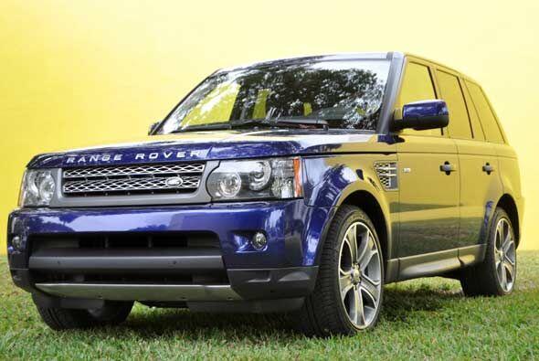 Land Rover ofrece sus mejores cualidades en la Range Rover Sport Superch...
