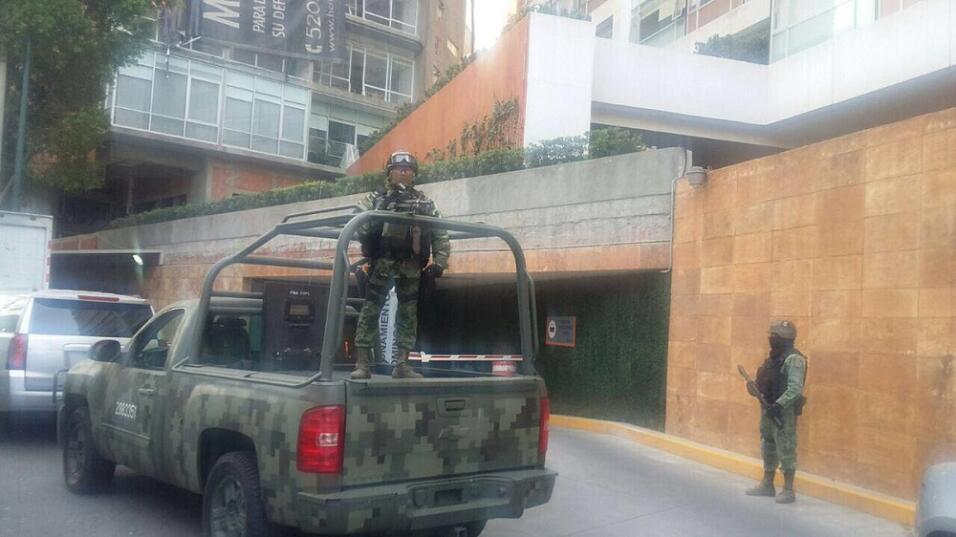 Detención de El licenciado Dámaso López