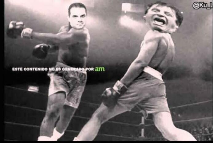 Memes agresión del 'Piojo'  a periodista