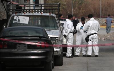 Los investigadores tampoco descartan que se haya tratado de un homicidio...