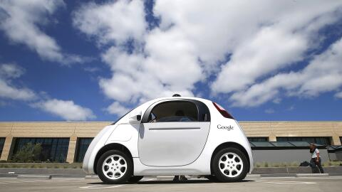 El vehículo autónomo de Google