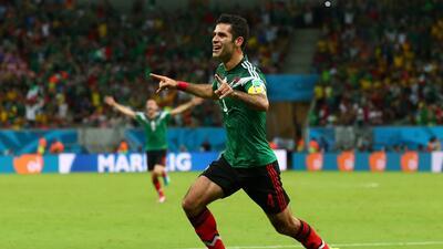 Historias de Mundiales: cuando México le dio una lección de humildad a Croacia en 2014