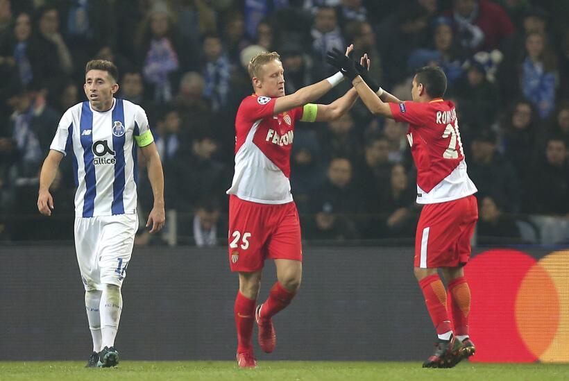 Con Héctor Herrera, 'Tecatito' Corona y Diego Reyes, Porto ganó y califi...