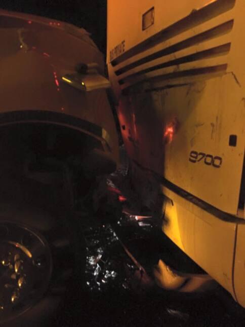 Accidente Invasores de Nuevo León