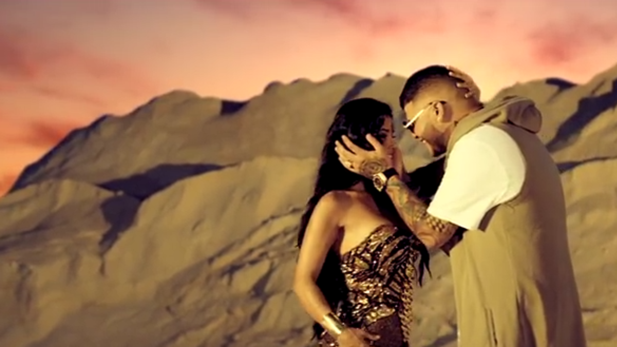 Farruko music video