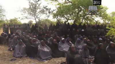 Niñas secuestradas por Boko Haram en Nigeria