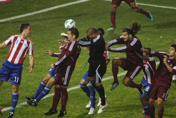 Los venezolanos llegan de la mejor manera al choque de cuartos de final,...