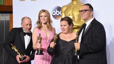 La película ganadora de un Oscar Spotlight está inspirada en una investi...