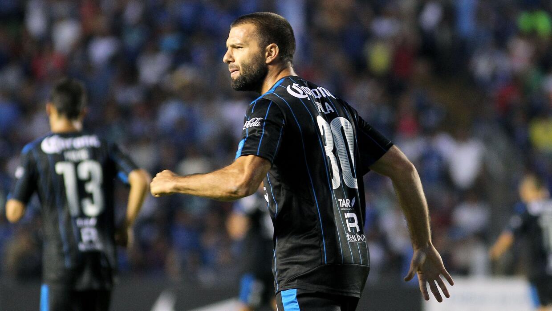 'Tito' Vila anotó para Gallos Blancos