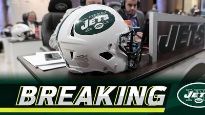 Jets adquieren la tercera selección del NFL Draft en canje con los Colts