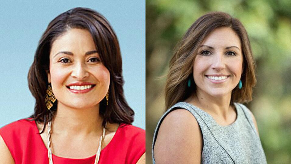 Lorena González y Teresa Mosqueda fueron reelegidas para prestar...